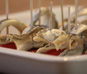 sardine e pomodorini s Marzano